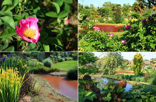 Giardini di Villa Bricherasio di Saluzzo in Piemonte