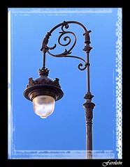 FAROLEN (Sigurd66) Tags: espaa spain farola lamppost leon lantern farol len espagne castillayleon