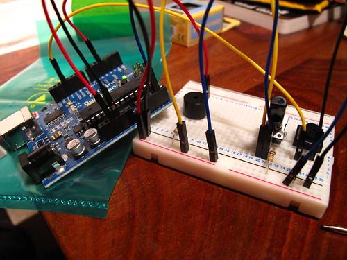"""Arduino """"Theremin"""""""