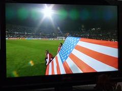 Football Mad 002 (KiranParmar) Tags: africa england usa game football tv worldcup 2010 comeonengland