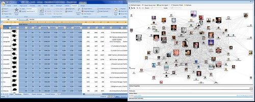 2010 - June - NodeXL - #e20 Top Betweenness and Graph 2010-06-13_10-45-00