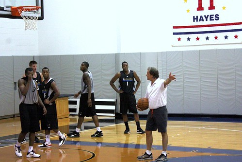 NBA, Washington Wizards, Draft Workout