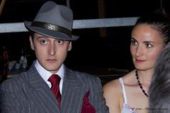 """""""mmm...affascinante!"""" (Marzio Ottaviani) Tags: torino sguardo tango rosso cappello tangoargentino passione cravatta tanguera nichelino tanguero gessato canyengue tangueri"""
