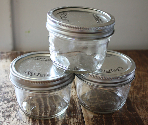 Jars (for crisp)