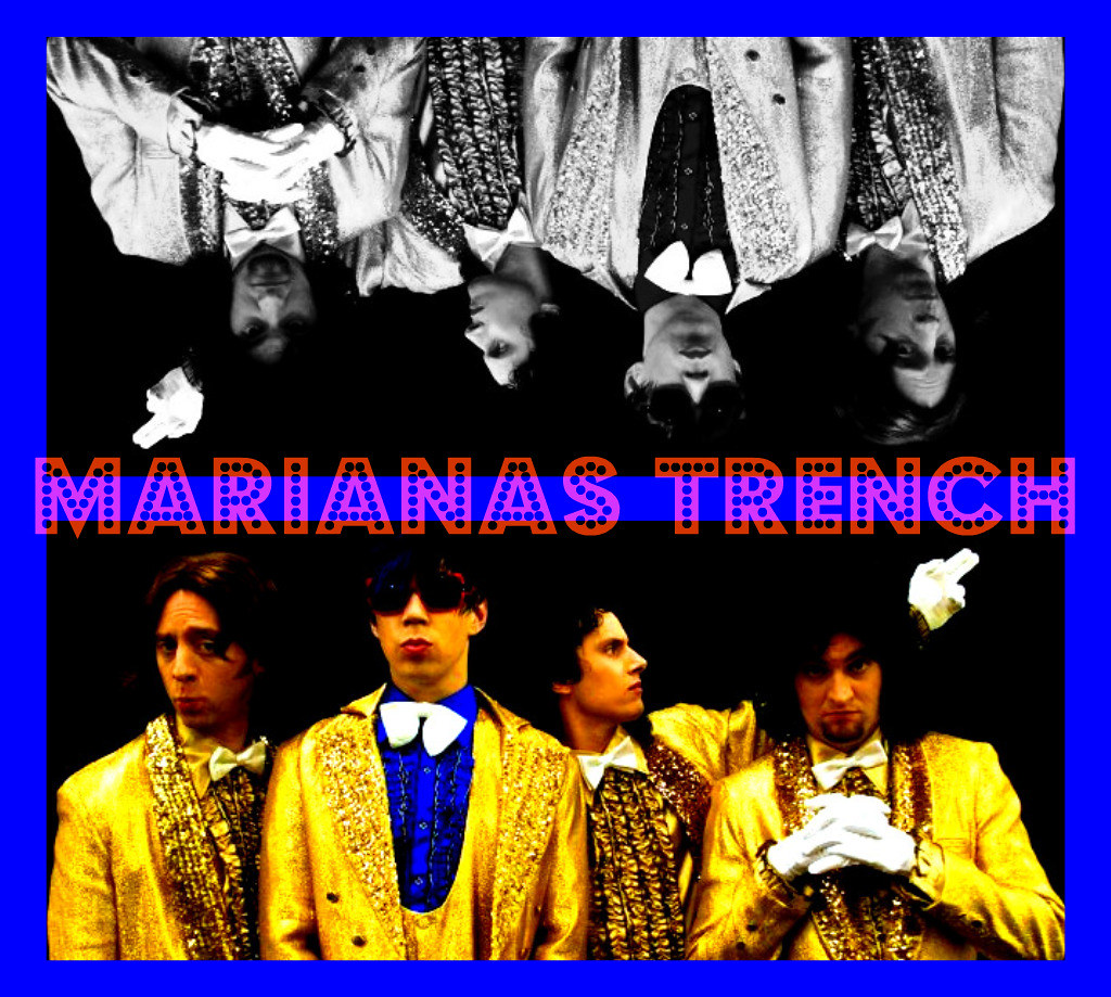 Chords for Masterpiece Theatre 3 - Marianas Trench with lyrics