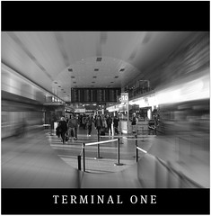 [1] Dublin Terminal 1 - Landside / Check-in hallway! Enjoy your flights and explore more! Keep your Passports ready! :)