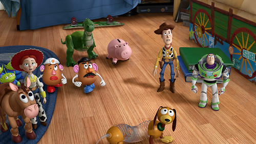 Woody, Buzz and the rest of the gang return for a surprisingly poignant installment in the 'Toy Story' series.