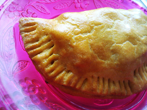 Curried Potato and Onion Pasties