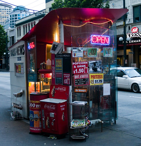 Seattle Newsstand