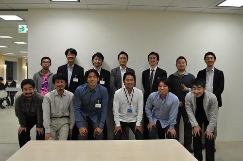 MTコンテスト2010審査員集合写真