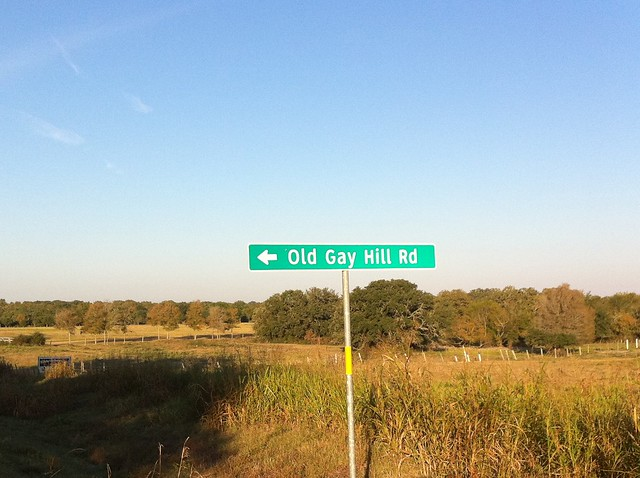 Old Gay Hill Rd