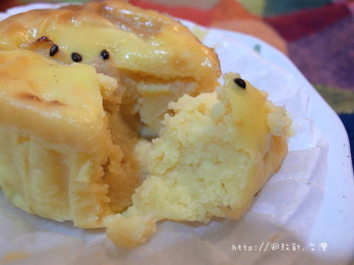 Laetitia pudding 甜薯燒仔細看