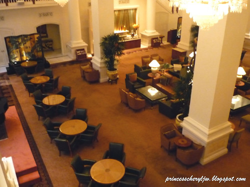 Intercontinental Hotel Singapore 17