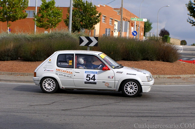 Rally 2000 Viratges (2010) - Peugeot 205 Rally