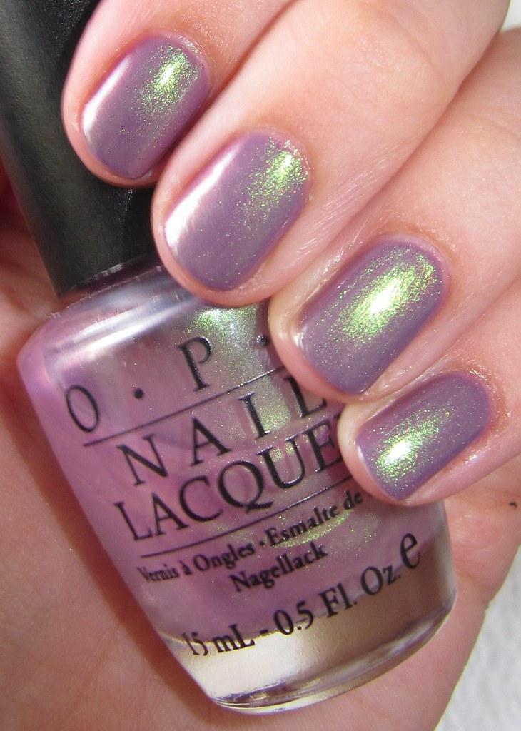 Opi Nail Polish Glitter Colors- HireAbility