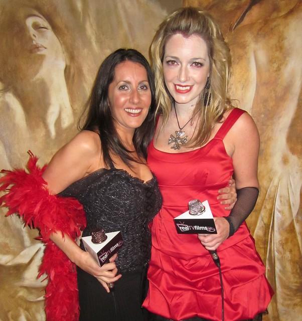 Natalie Rebecca Hechtman, Tara Hunnewell,Bel Air Magazine Halloween Party