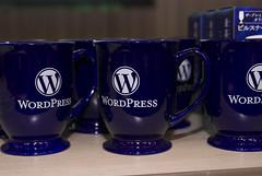 燦然とかがやく WordPress グラス