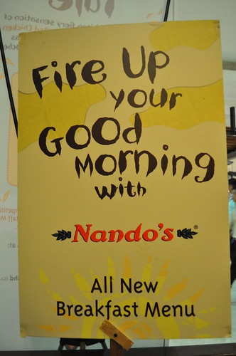 breakkie by nandos