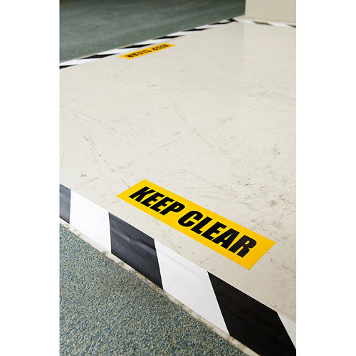 Custom Floor Labels