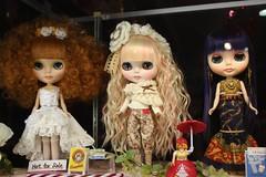 Custom Blythes @ Yamashiroya Toy Shop, Ueno, Tokyo