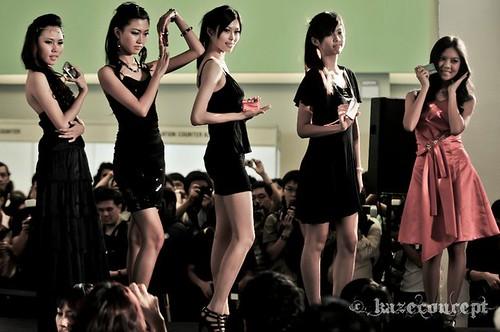 Chee Li Kee,Siao Hui,Grace Chew,Carmen Liew,Renee Ng
