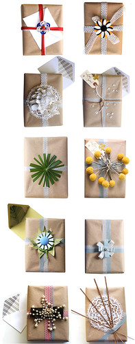 Compai Gift Wrapping ideas