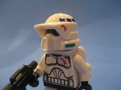 WIP ARF trooper (Da-Puma) Tags: trooper paint lego arf tape clone electrical m4 arealight brickarms