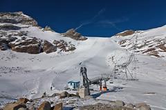 Schlegeis Glacier area at Hintertux (Nathan A) Tags: travel ski mountains alps austria europa europe snowboard tux zillertal hintertux oesterreich tuxertal