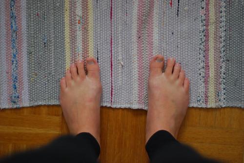 these feet hate socks