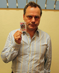 Jack Dee supporting Great Ormond Street Hospital