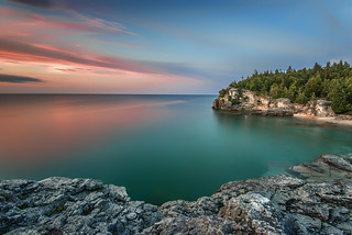 Indian Head Cove, Bruce Peninsula National Park
