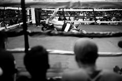 CM3V8729 (jeridaking) Tags: mma fight night mixed martial arts mono monotone crowd people canon 1dx 35mm 14 iso 20000 pinoy fiesta light shadows available ralph matres jeridaking fortheloveofphotography ormoc leyte visayas philippines pilipinas filipino folks portraits