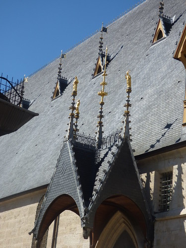 Hôtel-Dieu de Beaune - Rue de l'Hôtel Dieu, Beaune