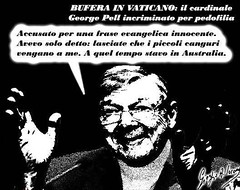 Lasciate che i piccoli canguri vengano a me (satira-italia) Tags: cardinale pell pedofilia vaticano