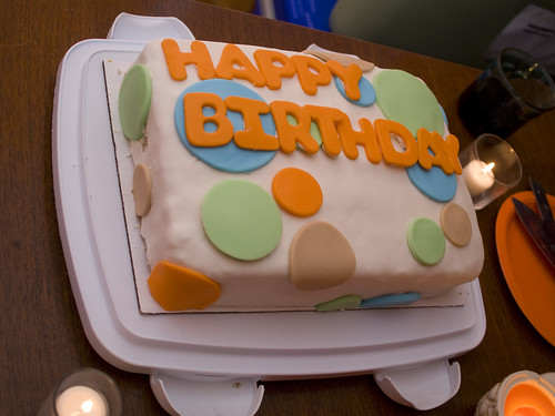 Jonathan's Birthday 2009