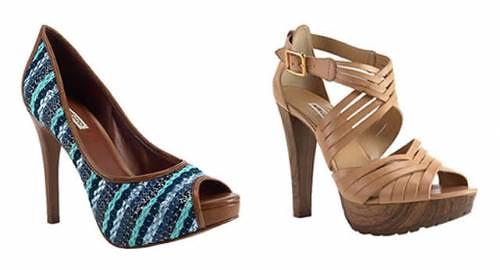 reveillon 2010 - modelos de calçados