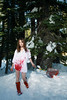 359/365 December 25, 2009 (laurenlemon) Tags: christmas portrait snow mountains girl interestingness blood boots creative 365 shovel conceptual 365days explored wouldnthaveitanyotherway december09 canoneos5dmarkii laurenrandolph laurenlemon nopantsinthesnow iaintevencold makingbloodonchristmasday wwwphotolaurencom