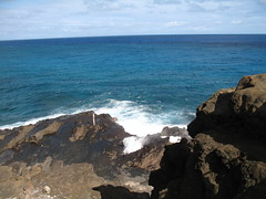 splash (dr.jd) Tags: hawaii honeymoon oahu makapuubeach