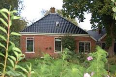 De voormalige woning van de familie Wiers