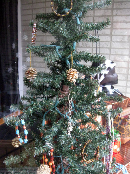 Jewelry Tree (Click to enlarge)