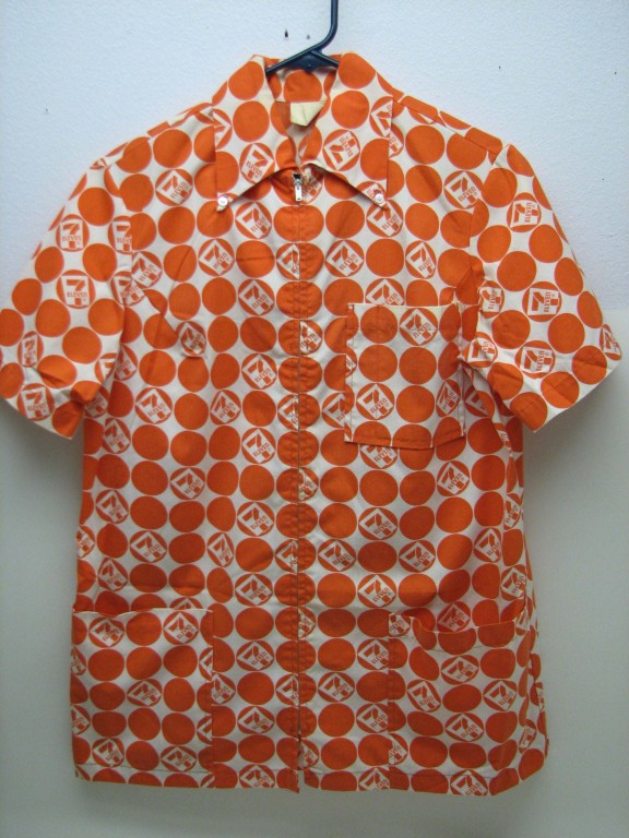 Vintage 7eleven shirt