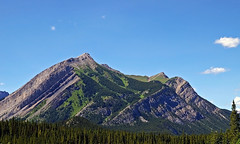 Mt. Indefatigable (DCZwick) Tags: mountain canada kananaskis alberta kananaskiscountry mtindefatigable lougheedprovincialpark