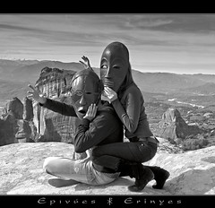 ~ Erinyes ... (tSos Greq) Tags: goddesses furies godess meteora furia erinyes flickraward concordians