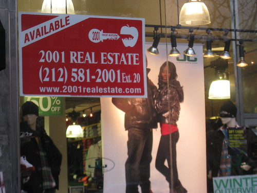 2001 Real Estate