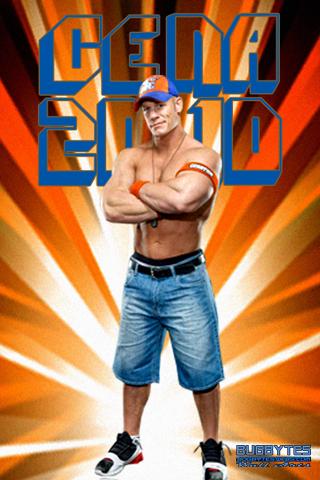 Presenting John Cena 2010 Wallpaper.