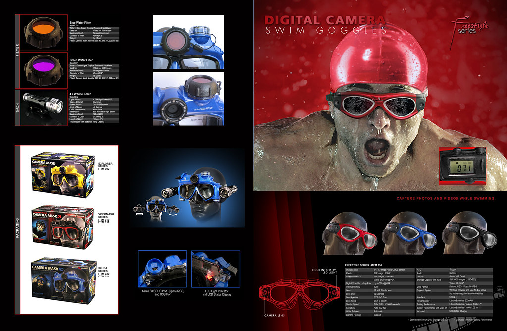 Liquid Image - Spring 2010 Product Catalog