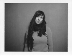 1:52 (julia:elise) Tags: polaroid ofme especially 152 polaroid360 52weeks 667film theclassic getusedtothismug juliaheadtilt