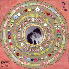 Toi & moi (Bout de Ficelle) Tags: love nathalie romain nath
