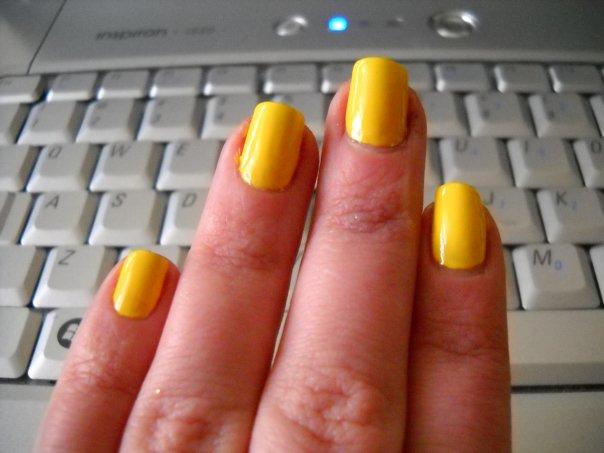 Corn Manicure