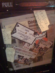 (theres no way home) Tags: chicago station graffiti newspaper cta box stickers redline theonion sharkula thig postings sheridanroad sherlock360bitchez nunilecum sharkulaonyoutubecom